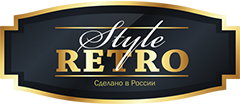 Retro-radiatory logo